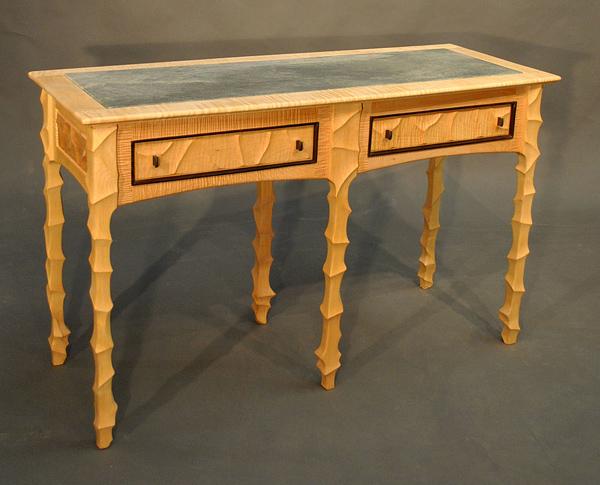John Wesley Williams Furniture - Granite Top Table